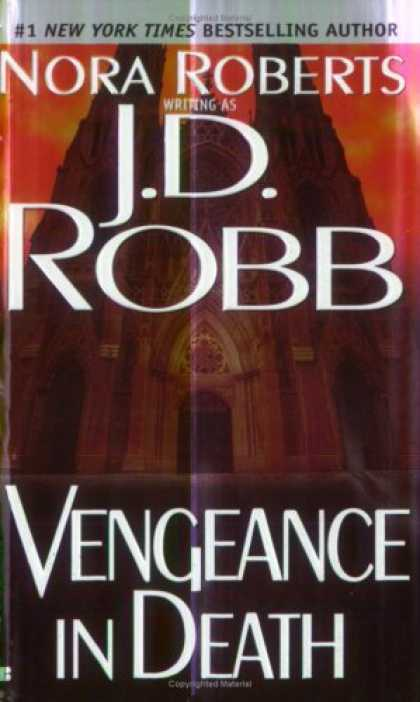 Bestselling Mystery/ Thriller (2008) - Vengeance in Death by J.D. Robb