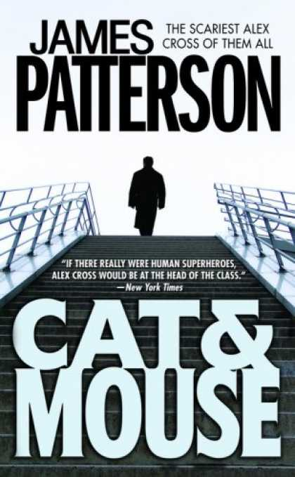 Bestselling Mystery/ Thriller (2008) - Cat & Mouse (Alex Cross) by James Patterson