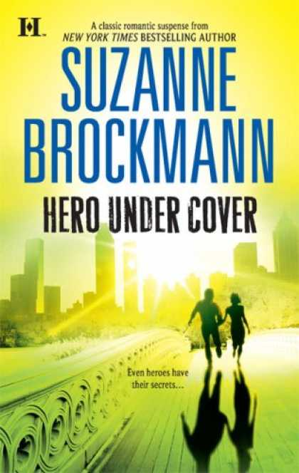 Bestselling Mystery/ Thriller (2008) - Hero Under Cover (Hqn Romance) by Suzanne Brockmann