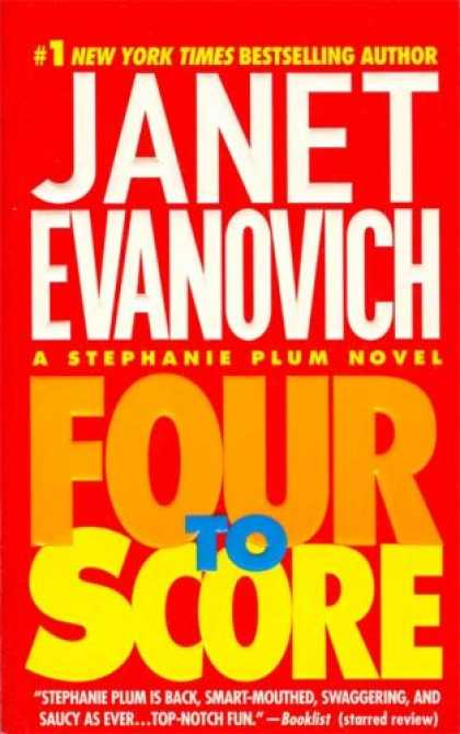 Bestselling Mystery/ Thriller (2008) - Four to Score (Stephanie Plum, No. 4) by Janet Evanovich