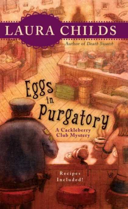 Bestselling Mystery/ Thriller (2008) - Eggs in Purgatory: A Cackleberry Club Mystery (Cackleberry Club Mysteries) by La