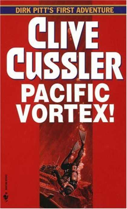 Bestselling Mystery/ Thriller (2008) - Pacific Vortex (Dirk Pitt) by Clive Cussler