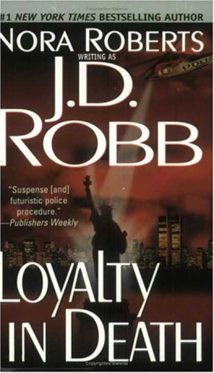 Bestselling Mystery/ Thriller (2008) - Loyalty in Death by J.D. Robb