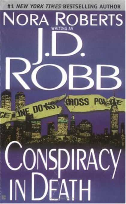 Bestselling Mystery/ Thriller (2008) - Conspiracy in Death by J.D. Robb