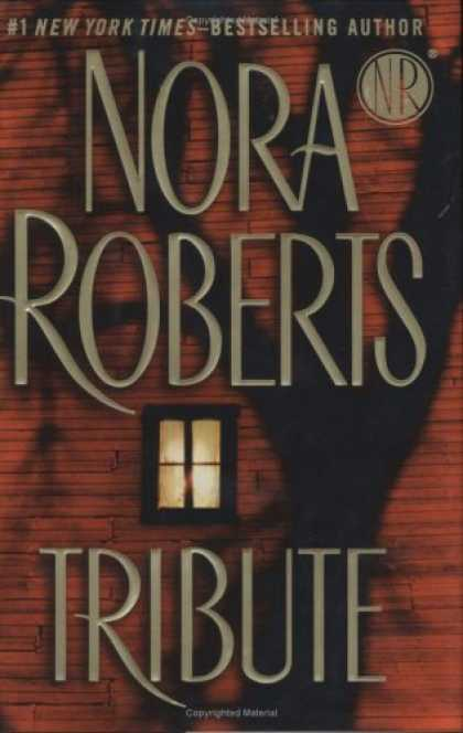 Bestselling Mystery/ Thriller (2008) - Tribute by Nora Roberts