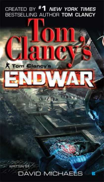 Bestselling Mystery/ Thriller (2008) - Tom Clancy's EndWar by David Michaels