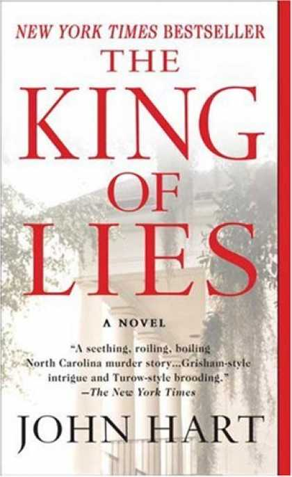Bestselling Mystery/ Thriller (2008) - The King of Lies by John Hart