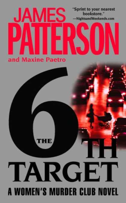 Bestselling Mystery/ Thriller (2008) - 6th Target, The (The Women's Murder Club) by James Patterson