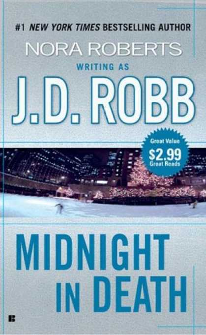 Bestselling Mystery/ Thriller (2008) - Midnight in Death by J.D. Robb