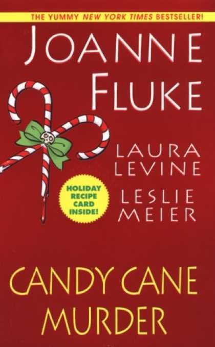 Bestselling Mystery/ Thriller (2008) - Candy Cane Murder by Laura Levine