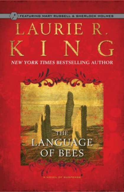 Bestselling Mystery/ Thriller (2008) - The Language of Bees by Laurie R. King