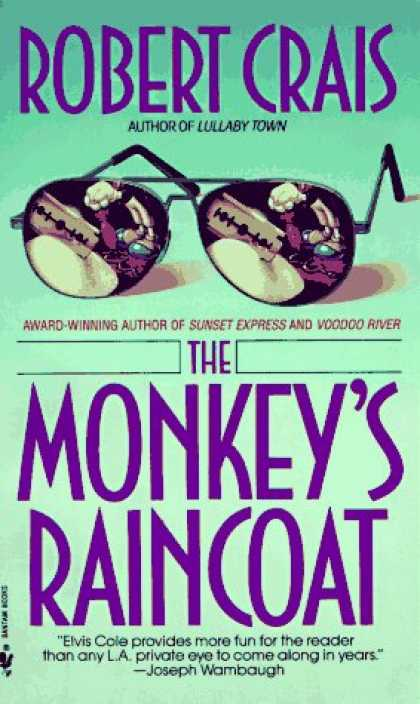 Bestselling Mystery/ Thriller (2008) - The Monkey's Raincoat by Robert Crais