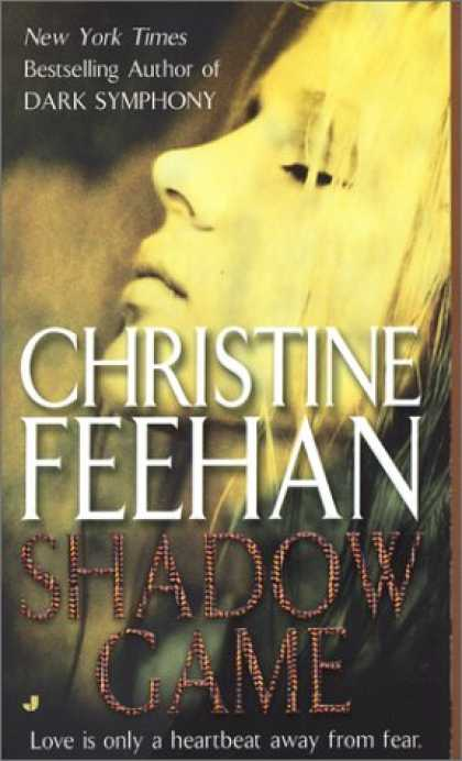 Bestselling Mystery/ Thriller (2008) - Shadow Game (GhostWalkers, Book 1) by Christine Feehan