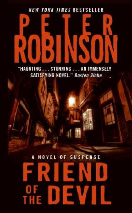 Bestselling Mystery/ Thriller (2008) - Friend of the Devil by Peter Robinson