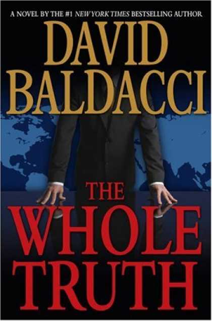 Bestselling Mystery/ Thriller (2008) - The Whole Truth by David Baldacci