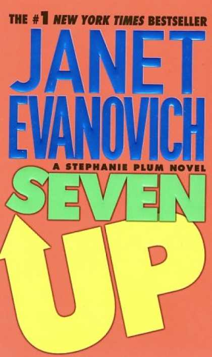 Bestselling Mystery/ Thriller (2008) - Seven Up (Stephanie Plum, No. 7) by Janet Evanovich