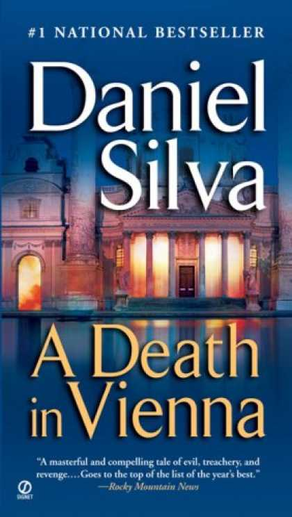 Bestselling Mystery/ Thriller (2008) - A Death in Vienna by Daniel Silva