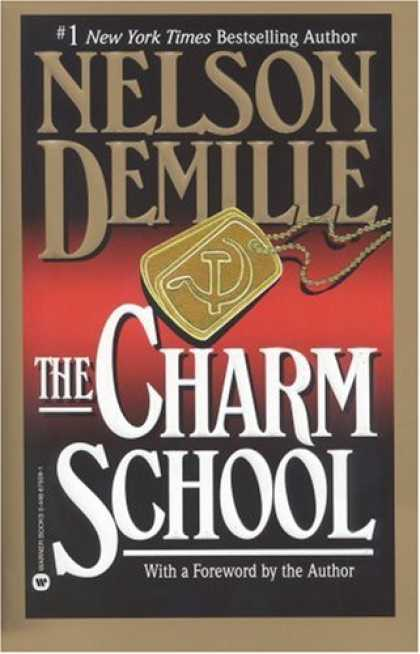 Bestselling Mystery/ Thriller (2008) - The Charm School by Nelson DeMille