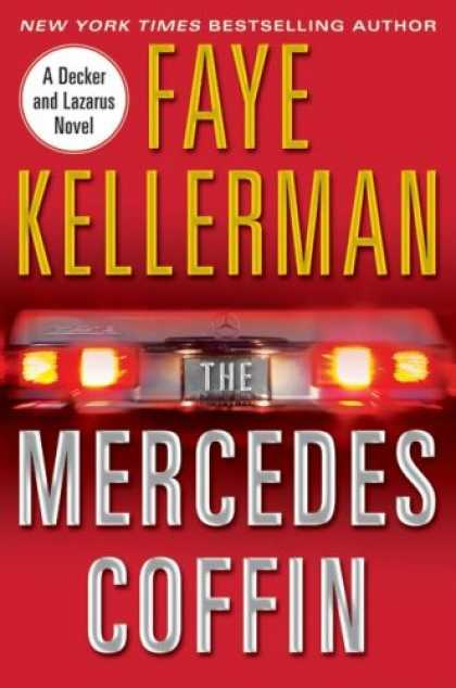 Bestselling Mystery/ Thriller (2008) - The Mercedes Coffin: A Decker and Lazarus Book (Peter Decker & Rina Lazarus Nove