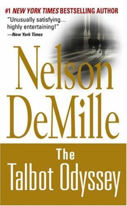 Bestselling Mystery/ Thriller (2008) - The Talbot Odyssey by Nelson DeMille