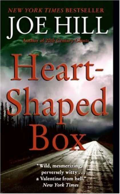 Bestselling Mystery/ Thriller (2008) - Heart-Shaped Box by Joe Hill