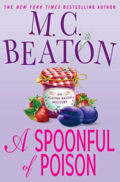 Bestselling Mystery/ Thriller (2008) - A Spoonful of Poison (Agatha Raisin Mysteries, No. 19) by M. C. Beaton