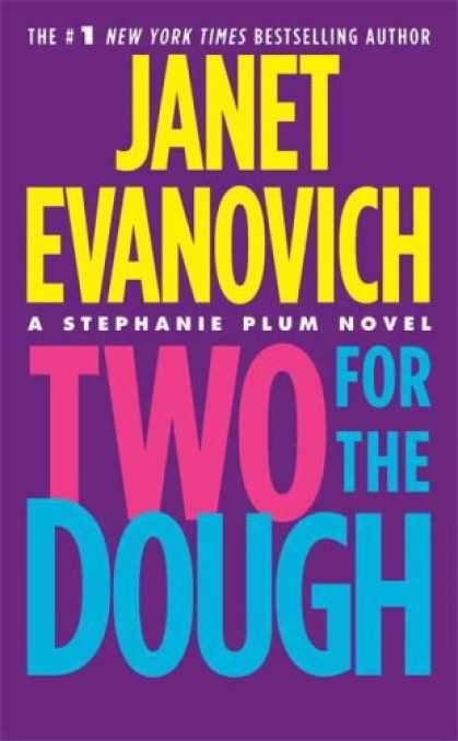 Bestselling Mystery/ Thriller (2008) - Two for the Dough (Stephanie Plum, No. 2) by Janet Evanovich