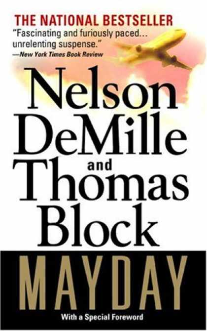 Bestselling Mystery/ Thriller (2008) - Mayday by Thomas Block