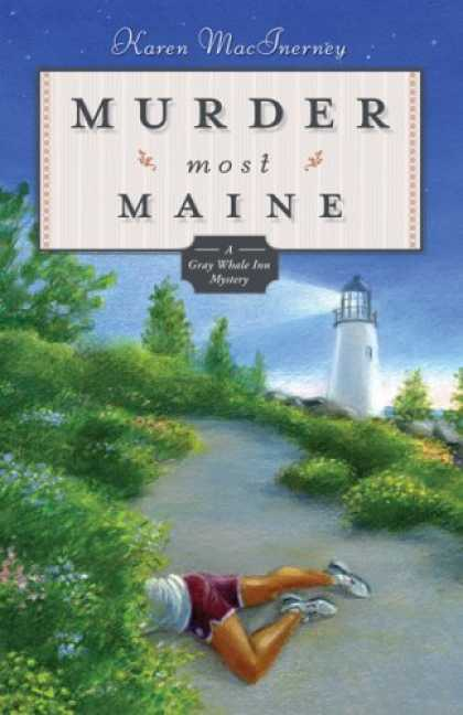 Bestselling Mystery/ Thriller (2008) - Murder Most Maine (Gray Whale Inn Mysteries, No. 3) by Karen MacInerney