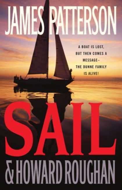 Bestselling Mystery/ Thriller (2008) - Sail by James Patterson
