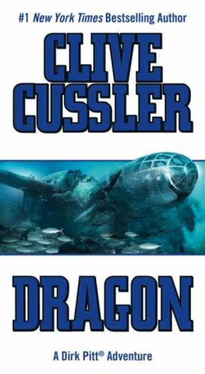 Bestselling Mystery/ Thriller (2008) - Dragon (Dirk Pitt) by Clive Cussler