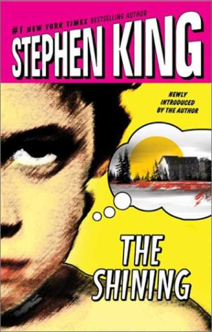 Bestselling Mystery/ Thriller (2008) - The Shining by Stephen King