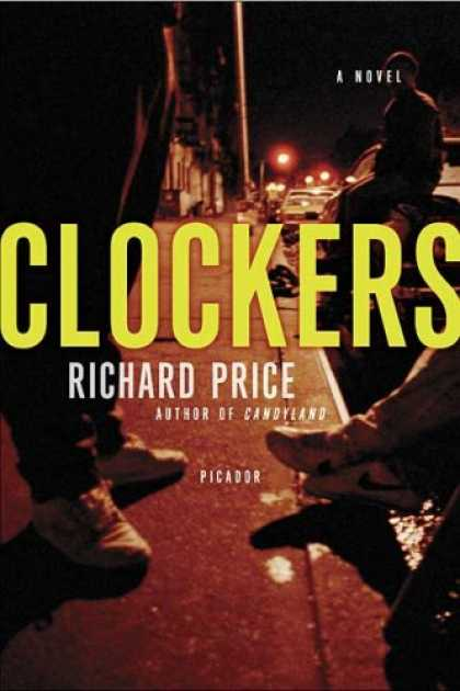 Bestselling Mystery/ Thriller (2008) - Clockers: A Novel by Richard Price
