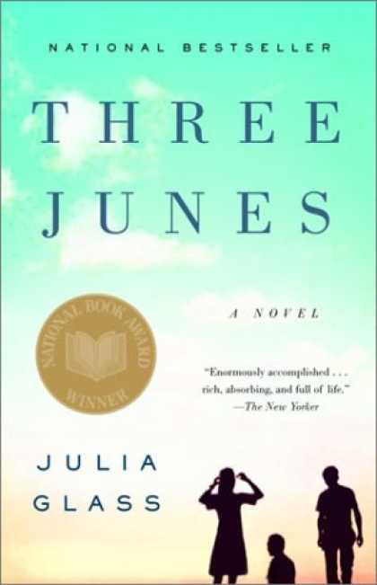 Bestselling Mystery/ Thriller (2008) - Three Junes by Julia Glass