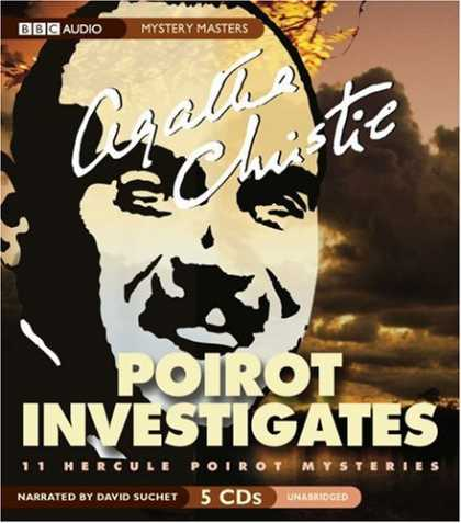 Bestselling Mystery/ Thriller (2008) - Poirot Investigates: Eleven Complete Mysteries by Agatha Christie
