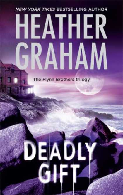Bestselling Mystery/ Thriller (2008) - Deadly Gift (The Flynn Brothers Trilogy) by Heather Graham