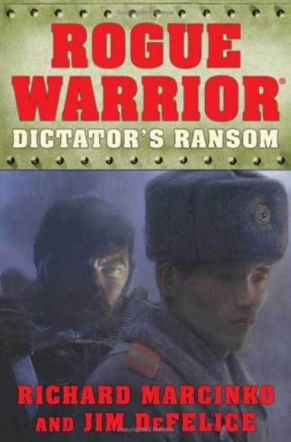 Bestselling Mystery/ Thriller (2008) - Rogue Warrior: Dictator's Ransom by Richard Marcinko
