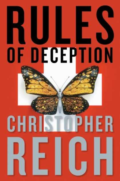 Bestselling Mystery/ Thriller (2008) - Rules of Deception by Christopher Reich