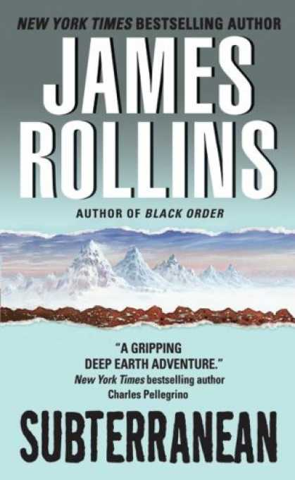 Bestselling Mystery/ Thriller (2008) - Subterranean by James Rollins