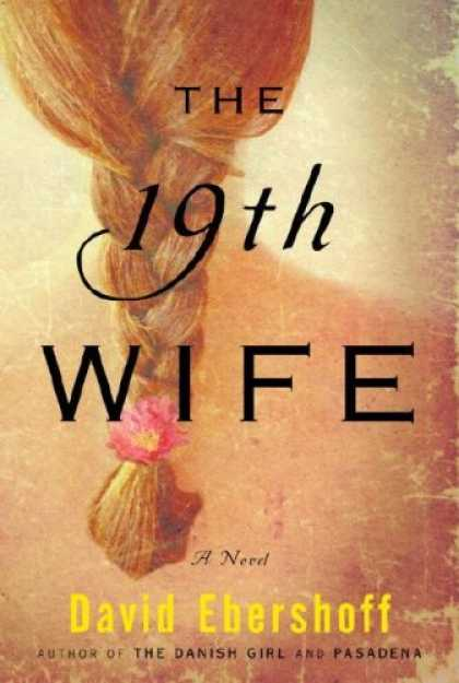 Bestselling Mystery/ Thriller (2008) - The 19th Wife: A Novel by David Ebershoff