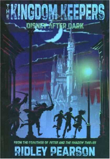 Bestselling Mystery/ Thriller (2008) - Kingdom Keepers, The: Disney After Dark by Ridley Pearson