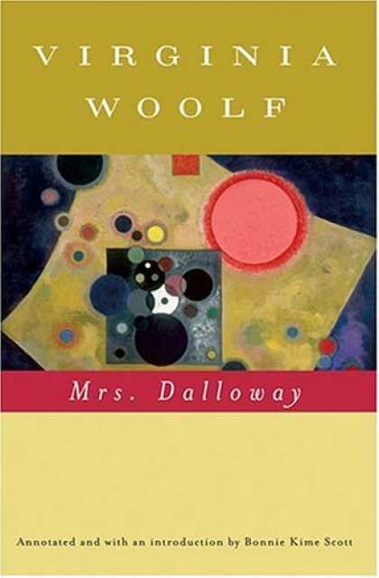 Bestselling Mystery/ Thriller (2008) - Mrs. Dalloway (Annotated) by Virginia Woolf