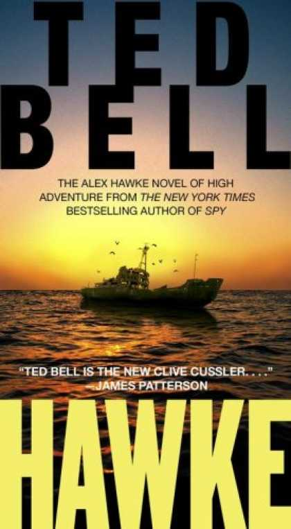Bestselling Mystery/ Thriller (2008) - Hawke: A Thriller by Ted Bell