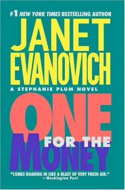 Bestselling Mystery/ Thriller (2008) - One for the Money (Stephanie Plum, No. 1) by Janet Evanovich