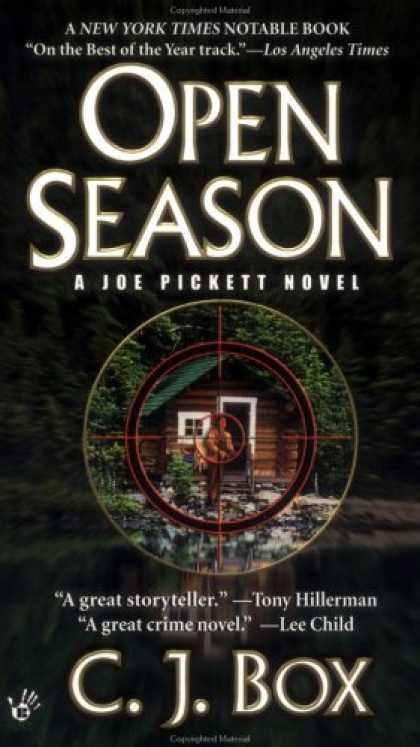 Bestselling Mystery/ Thriller (2008) - Open Season (A Joe Pickett Novel) by C. J. Box