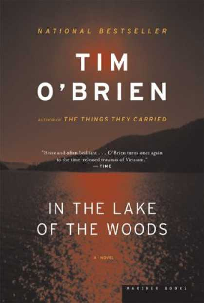Bestselling Mystery/ Thriller (2008) - In the Lake of the Woods by Tim O'Brien
