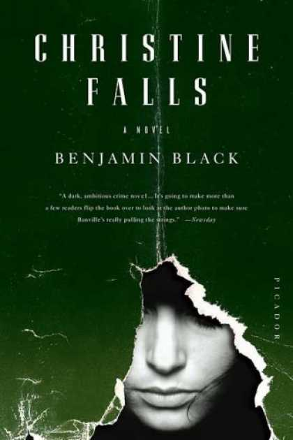 Bestselling Mystery/ Thriller (2008) - Christine Falls: A Novel by Benjamin Black