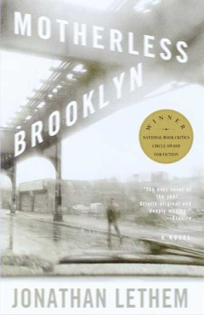 Bestselling Mystery/ Thriller (2008) - Motherless Brooklyn by Jonathan Lethem