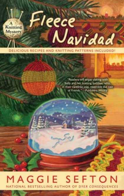 Bestselling Mystery/ Thriller (2008) - Fleece Navidad (Knitting Mysteries, No. 6) by Maggie Sefton