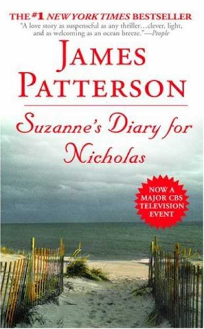 Bestselling Mystery/ Thriller (2008) - Suzanne's Diary for Nicholas by James Patterson